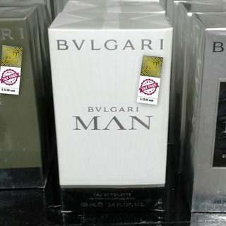 BVLGARI 3 of a kind