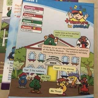P3 Maths Magazine