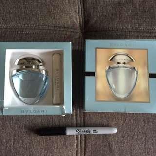Brand new Bulgari II 25ml perfume