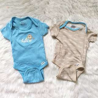 ♡ Newborn bundle ♡ Gerber NB Onesies