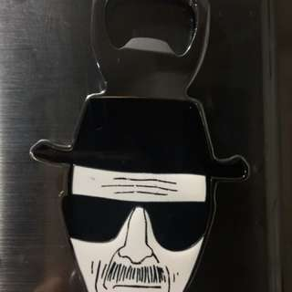 Breaking Bad merchandise ref magnet with bottle opener