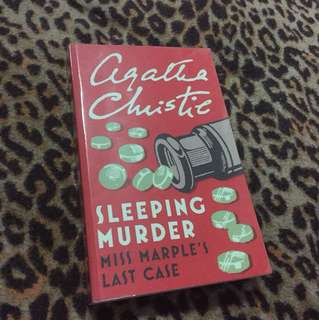 Agatha Christie - Sleeping Murder (Miss Marple's Last Case)