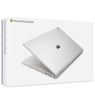Reduced!! Microsoft Surface Book (128 GB, 8 GB RAM, Intel Core i5)