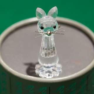 Swarovski (施華洛世奇) 水晶 貓 Replica Cat 183274