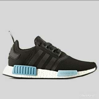 [放鞋post] ADIDAS NMD R1 W BLACK ICEY BLUE