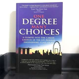 Sale! One Degree Many Choices
