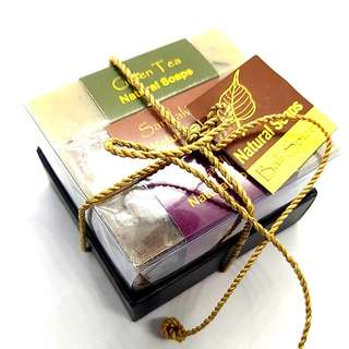 Natural Soaps Bali Spices