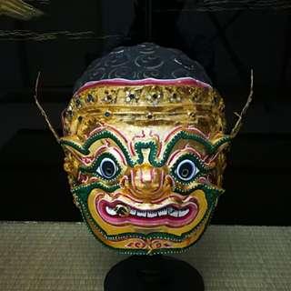 Lakhon Khol mask - Thailand