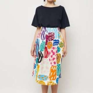 Gorman Big Rocks Skirt BNWT Size 8