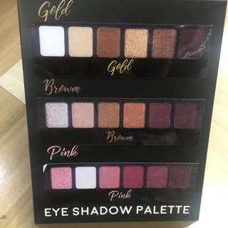 Pigmented Makeup Palette