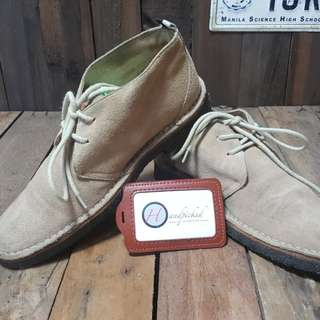 Coach Anthony Chukka Boots