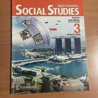 Secondary 3 Textbooks