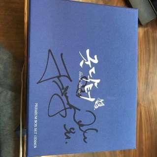 Good doctor - premium box set 12 discs 周元 文彩元(連親筆簽名)