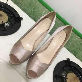 High heels vinci pink