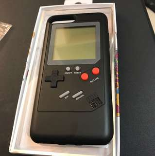 iphone case 6plus/7plus/8plus gameboy