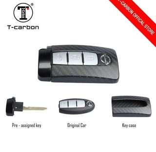Genuine T-Carbon™ 100% Carbon Fiber Key case / Key Fob / Key protector (Honda / Audi / Mercede Benz / Mazda / BMW / Nissan / Qashqai / Volkswagen / Porsche / GTR / Subaru / Lexus / Land Rover) HOT SELLING!