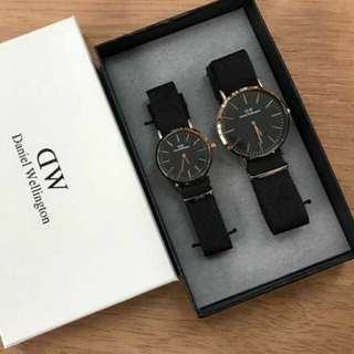 Daniel Wellington Rose Gold with Box
