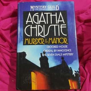Agatha Christie omnibus
