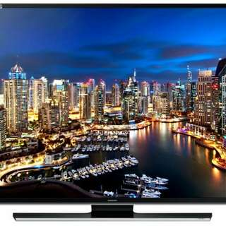 "Samsung 50"" UA50HU7000 4K Smart LED TV."