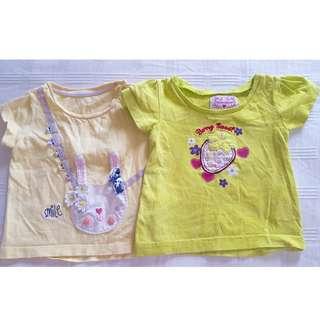 Mothercare/Teddyboom Shirts