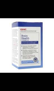 GNC Preventive Nutrition Brain Brain Health Formula