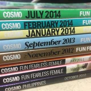 Cosmopolitan Philippines Magazines