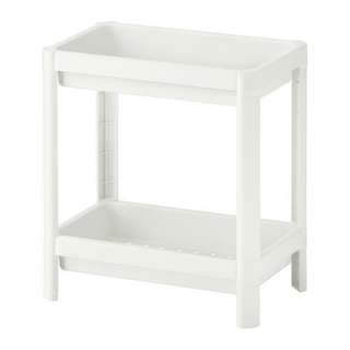 IKEA VESKEN Shelf - unit white