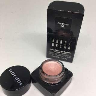 bobbi brown long-wear gel sparkle shadow+ Liner