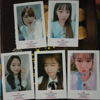 Apink Bye Bye Photo Pink version