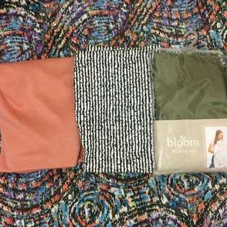 Bloom Nursing Covers