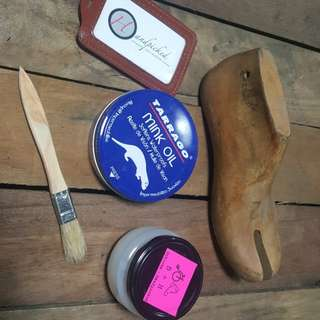 Leather Care and Cleaning Kit