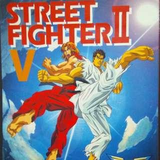 STREET FIGHTER II特集,完全日本版,小學館1995年出版