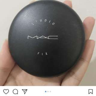 MAC studio fix powder NC 35