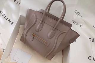 Celine Luggage Micro