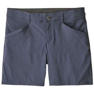 Patagonia Quandary 5 Inches Women's shorts - dolomite blue - size 10