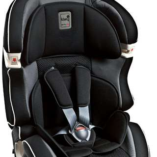 KIWY SLF123 High Back Booster Car Seat
