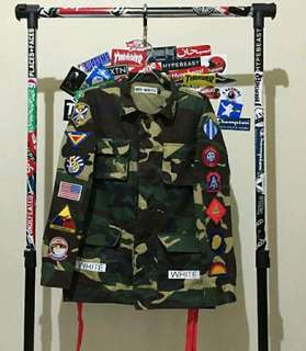 Parka Off White