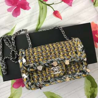 Chanel Small Tweed Bag