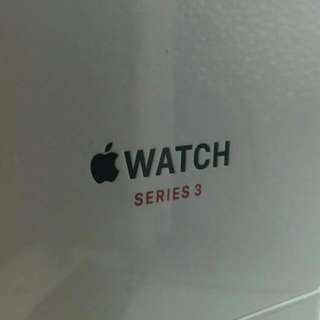 Latest Lte Gps Series 3 Apple Watch Black  Brand New Sealed Set With 1 Year Warranty  42mm Grey With Lte Support  MHFEB