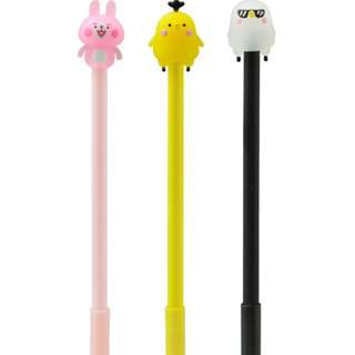Trendy Pen with toppers