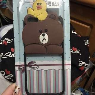 熊大 line iphone6 plus casw