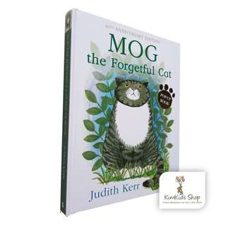 Pop up board book - Mog The Forgetful Cat