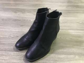 H&M Black Ankle Boots