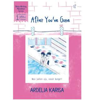 Ebook After You Gone - Ardelia Karisa
