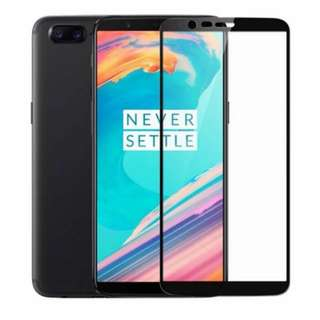 Tempered glass screen protector for Oneplus 5T