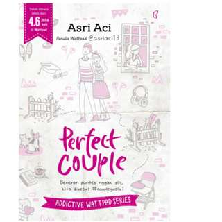 Ebook Perfect Couple - Asri Nurasyiah