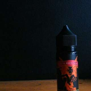 E-Liquid for vape lucy got mad - panacotta berry 60ml/3mg by rascal brewing co