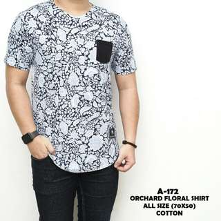 Orchard floral shirt