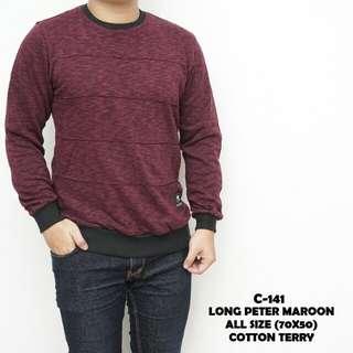 Long peter maroon