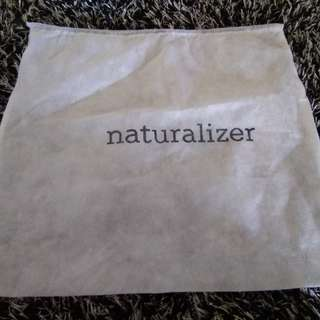 #Fesyen50 Naturalizer Dust Bag